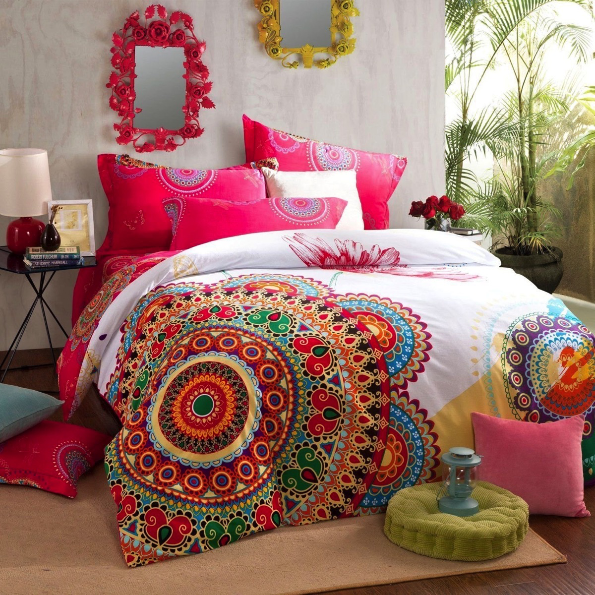 Top 10: Boho Duvets That Will Add A Unique Splash of Color and Fun To Your Bedroom