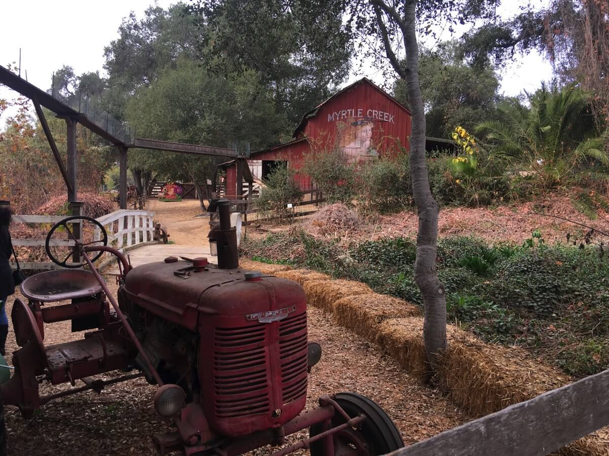 Myrtle Creek Botanical Garden and Nursery Review, Fallbrook California