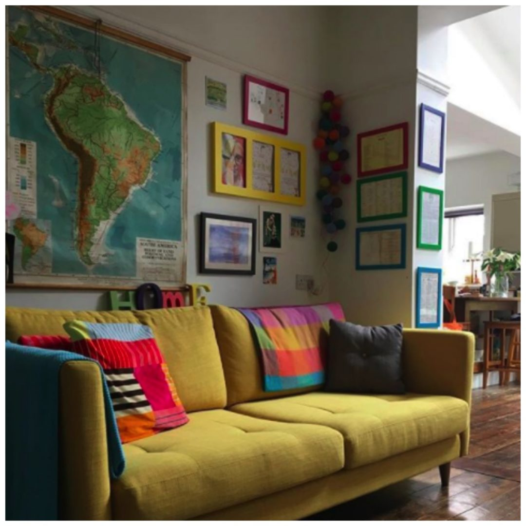 Colorful Home Yellow Inspired Decor Ideas For Your Entire Why Not E It Up With Dig And Hang