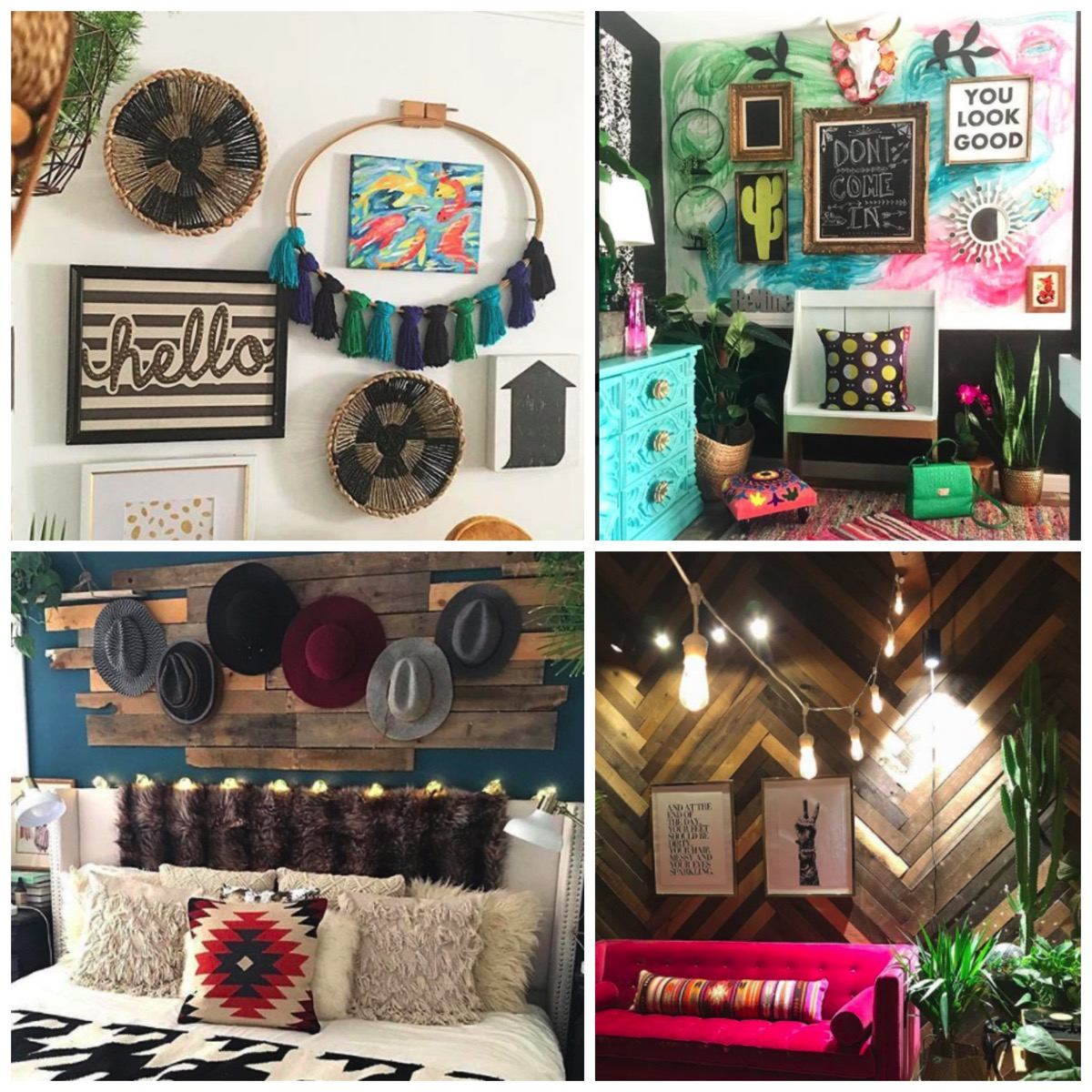 Jen streeter blissfully eclectic home tour 1