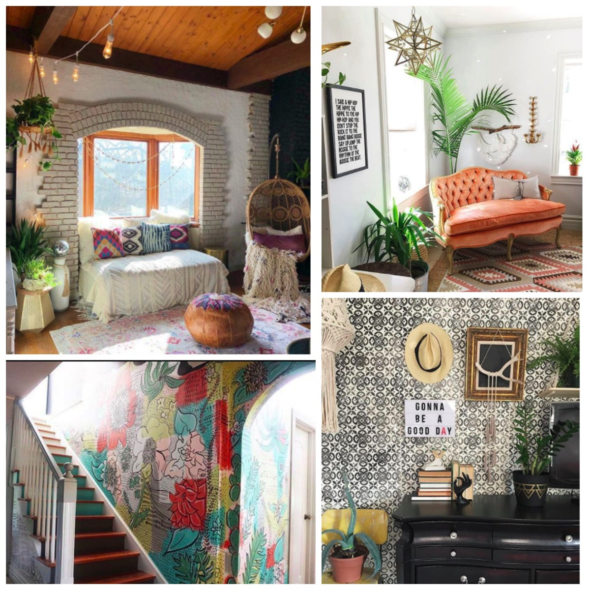 Jen streeter blissfully eclectic home tour 3