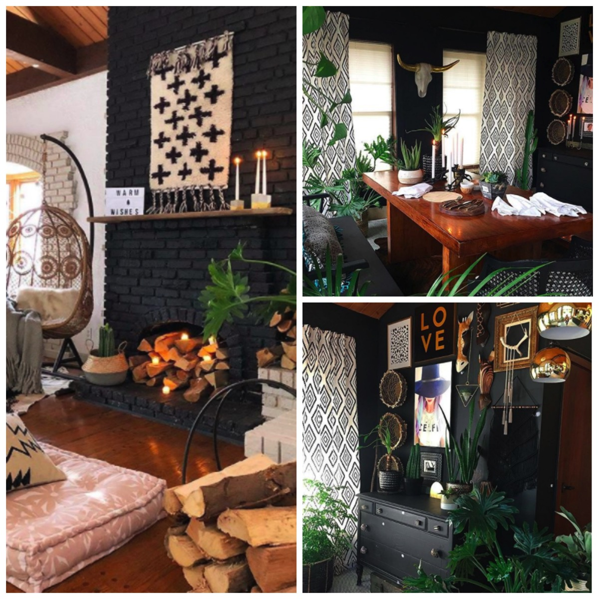 Jen streeter blissfully eclectic home tour