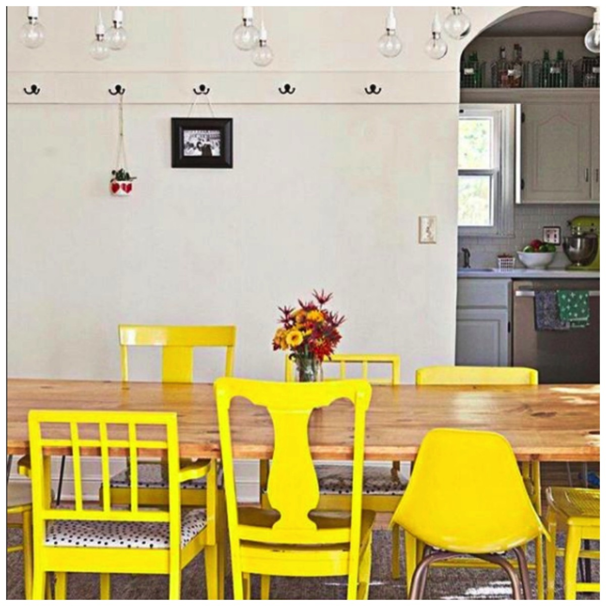 Colorful Home: Yellow Inspired Home Decor Ideas For Your Entire Home ...