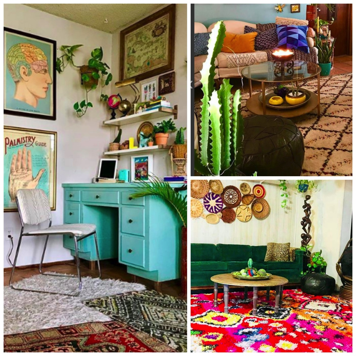 Lilly ortiz home tour boho style