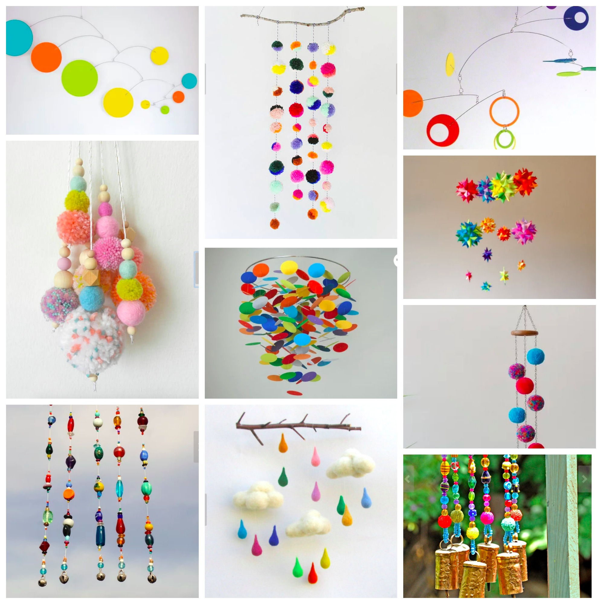 Top 10: Most Colorful and Unique Mobiles On Etsy For Your Home Or Kids Room