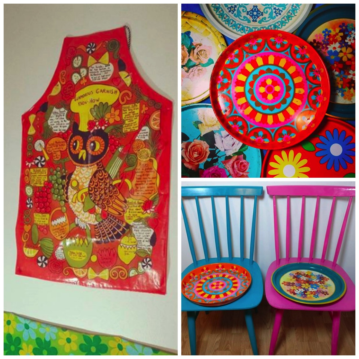 Maija home finland colorful collections vintage