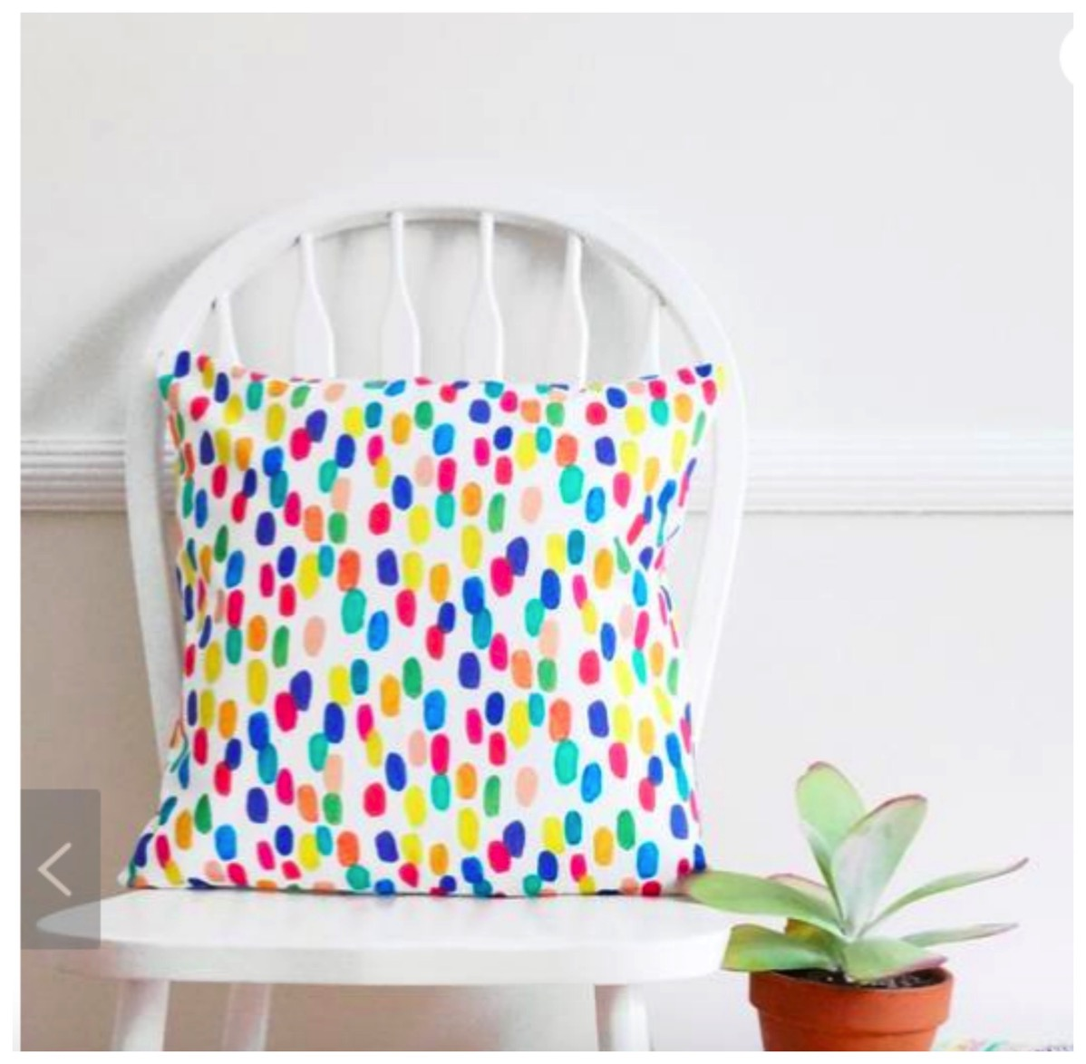 Colorful decorative pillow for home unique on etsy bright decorative pillow dig and hang