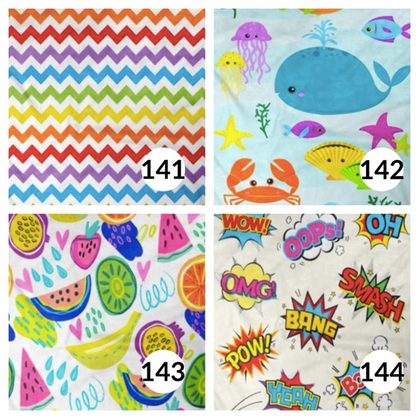 Colorful throw blanket list 1  35